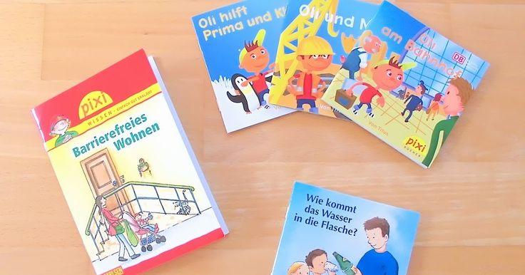 Viele Links zu kostenlosen Pixibüchern, die sich gut in der Grundschule einsetzen lassen.