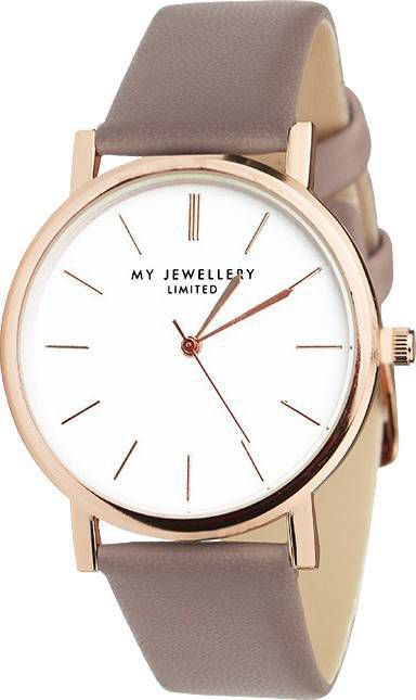 Taupe My Jewellery Horloge MY JEWELLERY LIMITED WATCH online kopen
