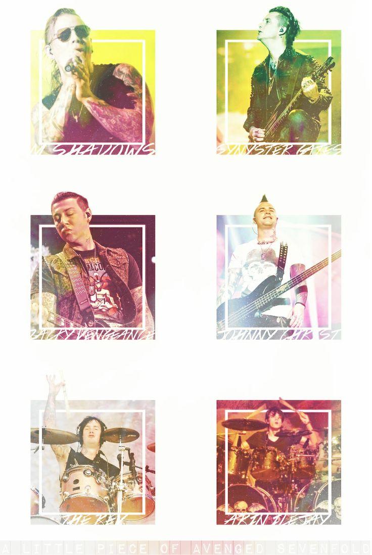 Av av avenged sevenfold tattoo designs - Avenged Sevenfold