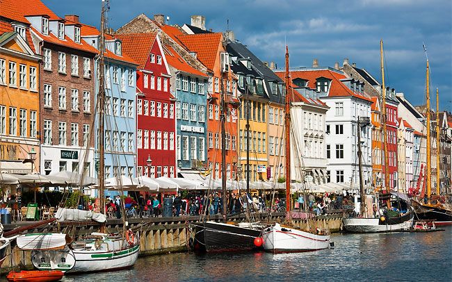 Что посмотреть в Дании?   Журнал Cosmopolitan