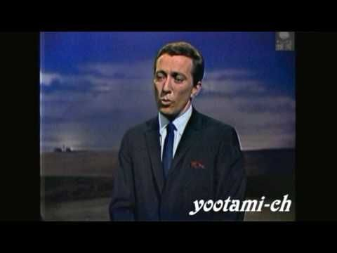 Andy Williams - Try To Remember(Year 1965). The recently late great Andy.