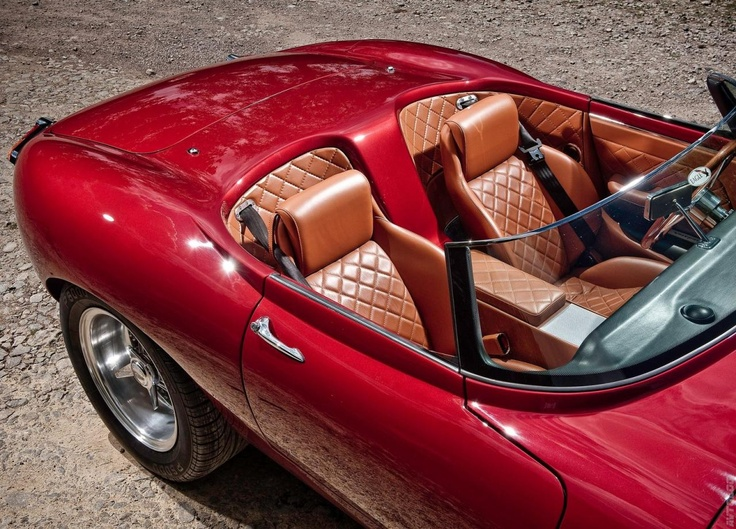Charmant 2011 Jaguar E Type Speedster
