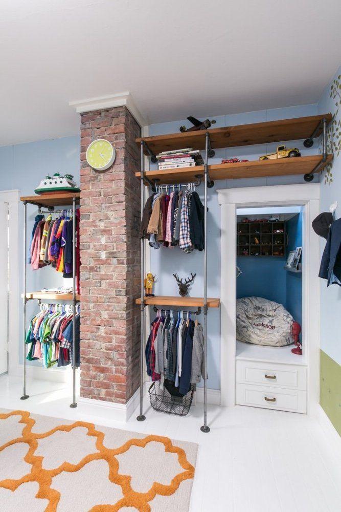 Charming This Bedroom U0026 Bathroom Makeover Has Cozy Nooks, Clever Closets U0026 Dreamy  Design Details