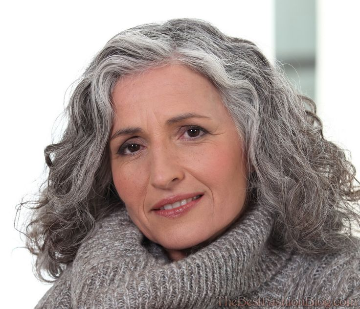 haircuts grey hair picture of attractive search aging 5313