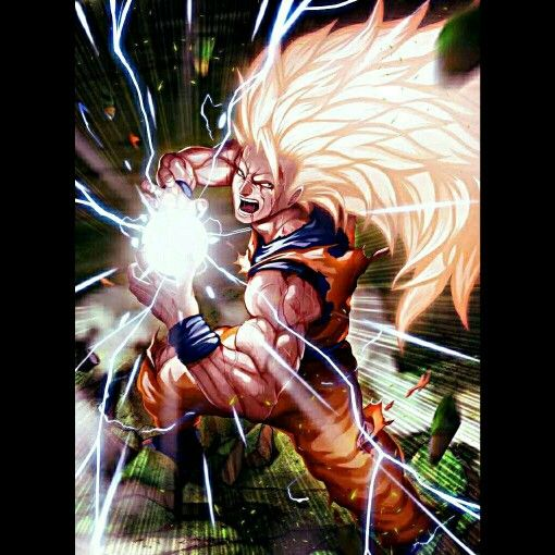 Ultimate rare X: (超サイヤ人度三 • 孫悟空) Super Saiyan Level 3, Goku Ability: Super  Saiyan Power Signature move: Super Kamehameha, Meteor Impact, ...