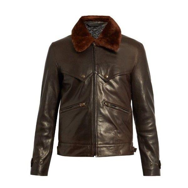 Best 20  Mens shearling coat ideas on Pinterest | Women's aviator ...