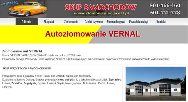 Skup aut Bolesławiec