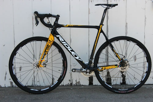 *NEW* RIDLEY X-FIRE CYCLOCROSS BIKE SIZE 56cm