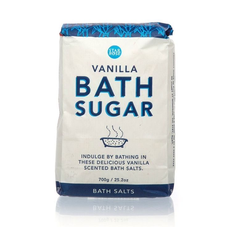 ... vanilla treats sugar forward vanilla bath sugar scented bath salts by