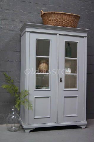 17 beste idee n over oude houten deuren op pinterest bankje gemaakt van oude deur oude deur - Kleur die past bij de grijze ...