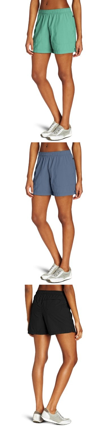 Columbia Women's Sandy River Short - Stay comfortable, cool and protected during active outdoor adventures with this go-anywhere short, upf 30 protection is built right in and quick-drying nylon provides excellent durability. - Active Shorts - Apparel -