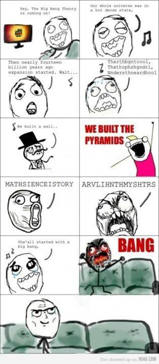 Big bang song