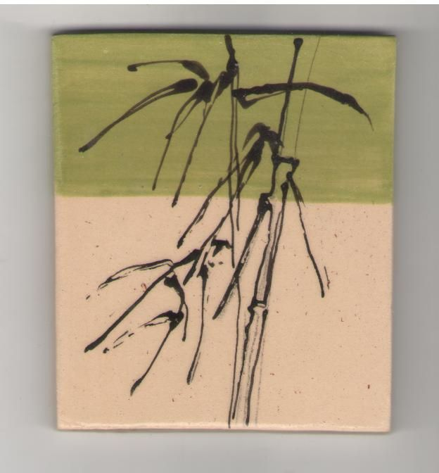 Bamboo tile by Bella Odendaal