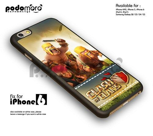 Clash Of Clans War - iphone 6