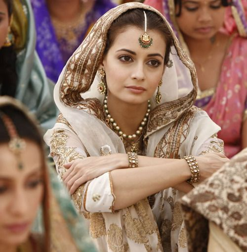 The beautiful Dia Mirza