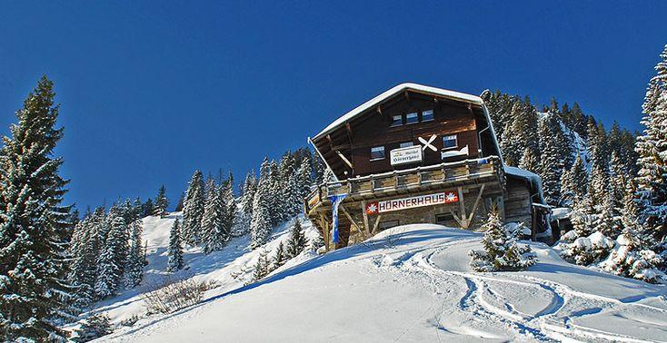 Wohnen & Preise - Berggasthof Hörnerhaus in Bolsterlang