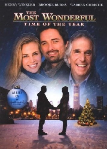The Most Wonderful Time of the Year! The only Hallmark movie that I like. Because NO ONE is in a coma!