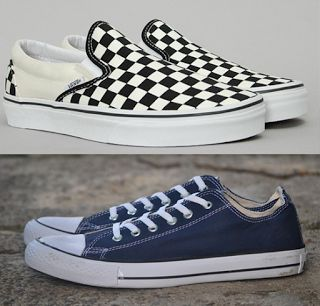 pilihan sepatu untuk nongkrong