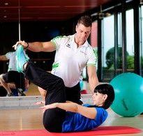 #Workout für Bauch u Beine - Fit mach mit im DolceVita Hotel Lindenhof