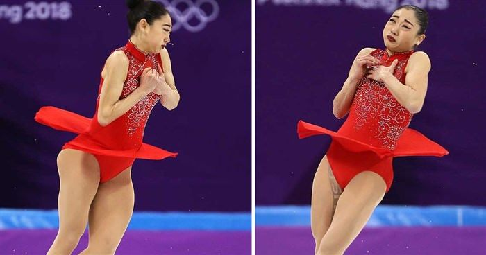 24χρονη αθλήτρια έγραψε ιστορία με επιτυχημένο τριπλό άξελ  #ΧειμερινοίΟλυμπιακοίΑγώνες.