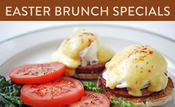 Easter Brunch at the Daily Grill, El Paseo, Palm Desert