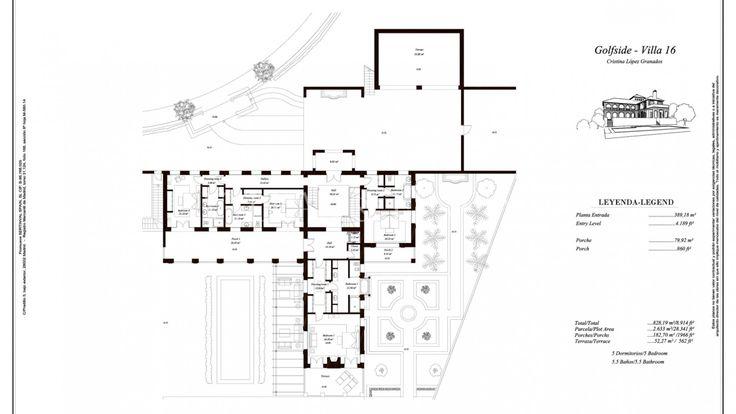 Villa en venta en Casares. Lujoso Villa en venta en Finca Cortesin, Casares, con 5 dormitorios, 5 baños, 1 aseos y dispone de piscina, de garaje y de jardín. Respecto a dimensiones la propiedad presenta 760 m² construido, 2633 m² parcela. Esta propiedad tiene las siguientes características:......