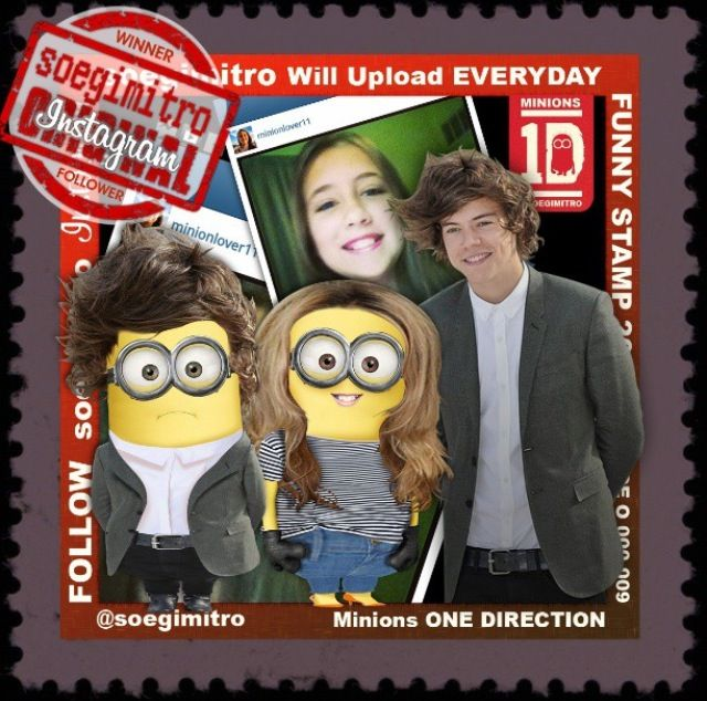 One Direction - Harry and Super Fan