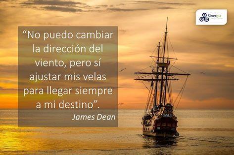 Frase de James Dean