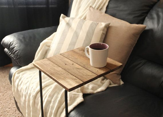 TV Tray Table Side Table or Couch Tray от SprucedUpCreations