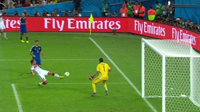 Alemanha x Argentina - Copa do Mundo 2014 | globoesporte.com. 13/07/2014.