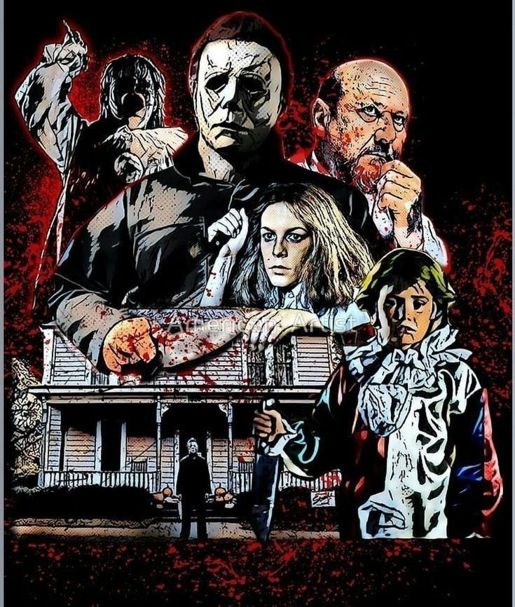 Pin by LARRY KAELIN on Movies in 2020 Halloween horror