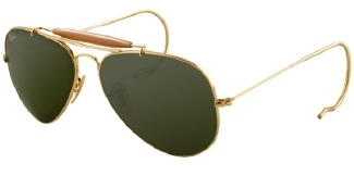 be4f42d971f Aviator Sunglasses With Cable Temples