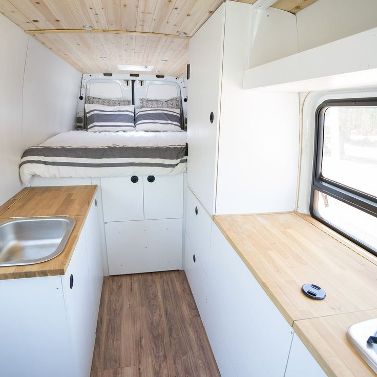 "1,396 Likes, 79 Comments - The Van Build (@thevanbuild) on Instagram: ""It's finished!!! Thanks everyone for your patience, it is now officially for sale. Check the link…"""