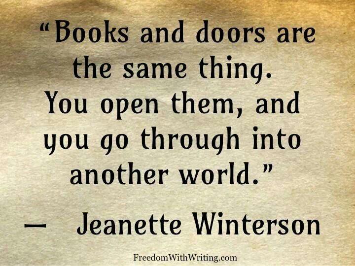 Jeanette Winterson Quotes. QuotesGram