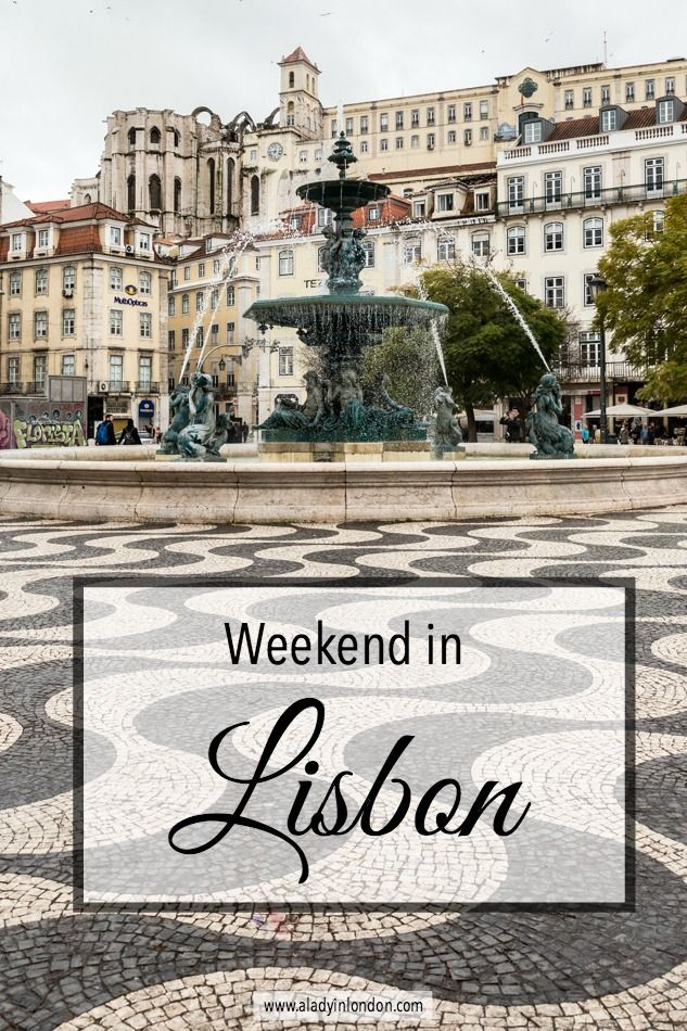 I'm spending a weekend in Lisbon, and I see, do, and eat my way through the city's highlights. Here's what I find, and how I find it.