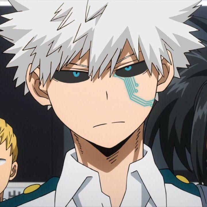 Katsuki Bakugou Villain Au Inverted Boku No Hero Academia My Hero Academia Episodes Villain Deku Favorite Character