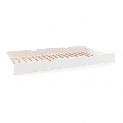 Oeuf NYC Childrens River Bed Pullout Bed `One size Mattress not included * Details : Wood * Fabrics : Birch Wood * Color : White * Length : 230 cm, Width : 95 cm, Height : 15 cm. For a mattress of: 200 x 90 cm. * FSC certificate * Made in : Latvia http://www.MightGet.com/january-2017-13/oeuf-nyc-childrens-river-bed-pullout-bed-one-size.asp
