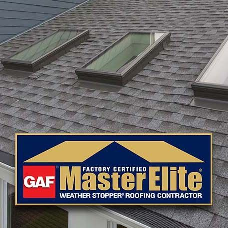 GAF Master Elite Roofing Contractors In Northbrook, Glenview, Evanston,  Arlington Heights, And Throughout The North Suburbs!