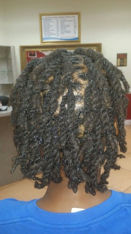 dreadlocks #salon #hairsalon #womenwithlocs #kinkyhair #naturlhair #locsbynature  #myhairstylistisbetterthenyours #curls #updos #twostrandtwist #crown