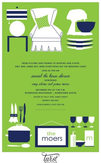 11 best around the house shower invitations images on pinterest around the house bridal shower invitations 20355 filmwisefo