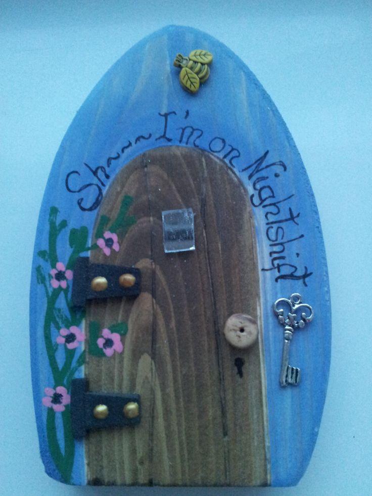 large door £12  https://www.facebook.com/pages/Fairy-Doors/521697827917316