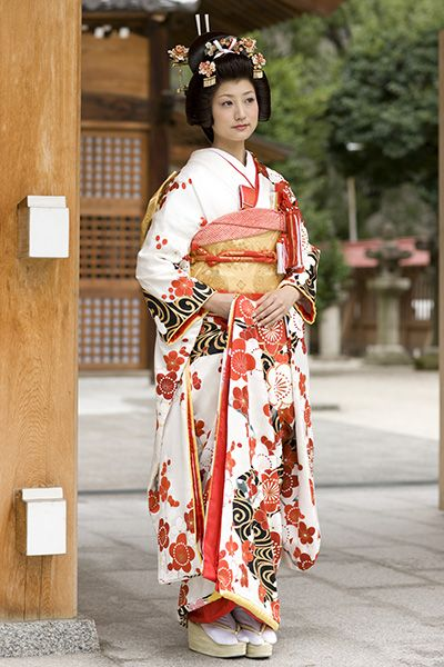 Japanese Kimono Style