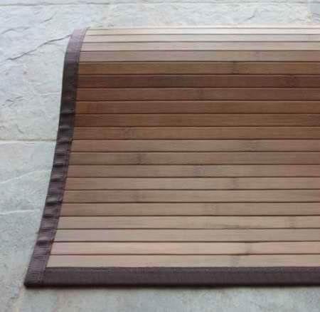 Natural Fiber Bamboo Area Rug