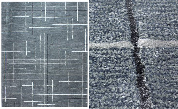 Hotel Collection Area Rug, City Grid CG1 7' 9 x 9' 9, Created for Macy's - Rugs - Rugs - Macy's
