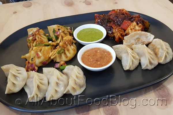 O!momo is an authentic Nepali's momo specialty restaurant. At omomo, you should really try their triple-cooked chilli momo.
