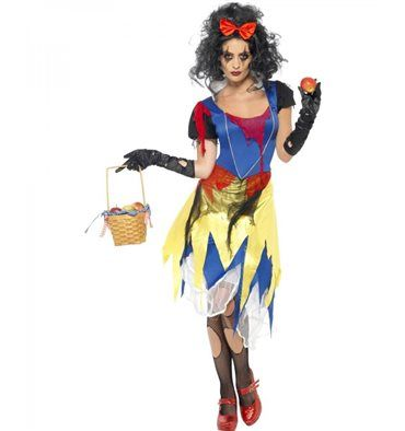 #Costume Il #massacro di #Biancaneve.#Halloween