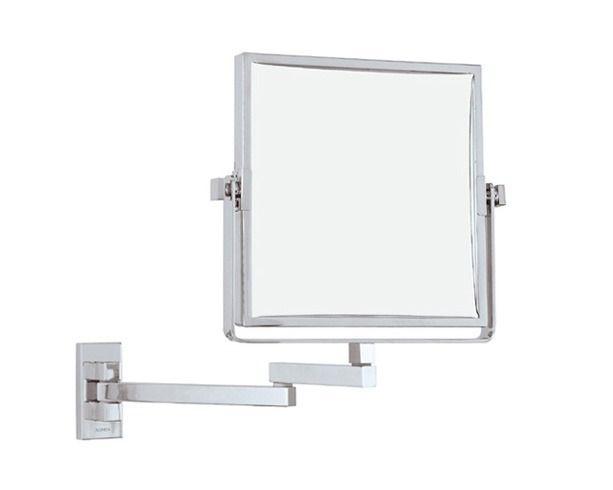 Miroir grossissant de salle de bains cosmo cubik 020604 for Miroir grossissant