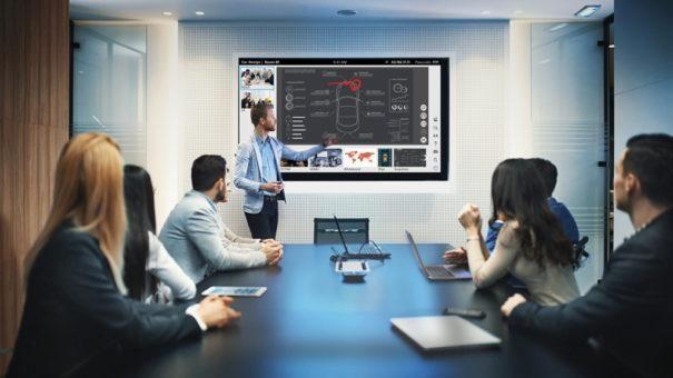 #Sony mostrará en #ISE2018 cómo está revolucionando el entorno colaborativo para la empresa y el aula