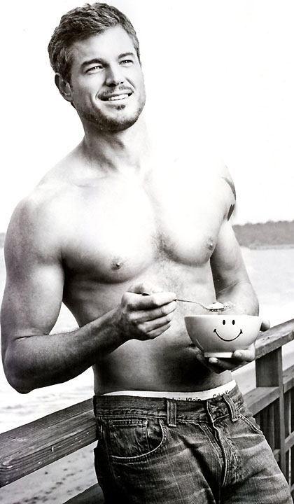 eric dane... shirtless