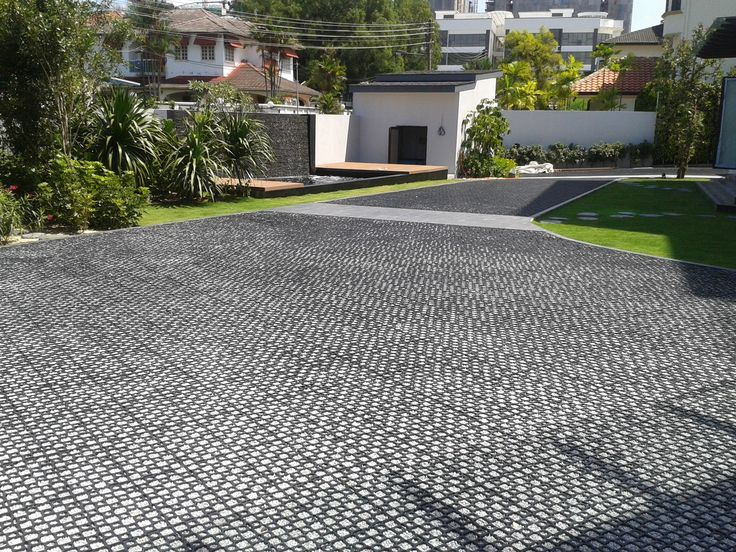 7 best eco outdoor - permeable paving images on pinterest ... - Permeable Patio Ideas